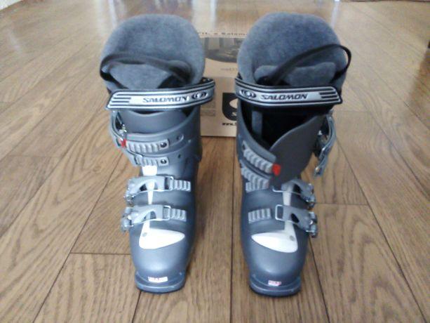 SALOMON buty damskie narciarskie 33,5 ( 37 )