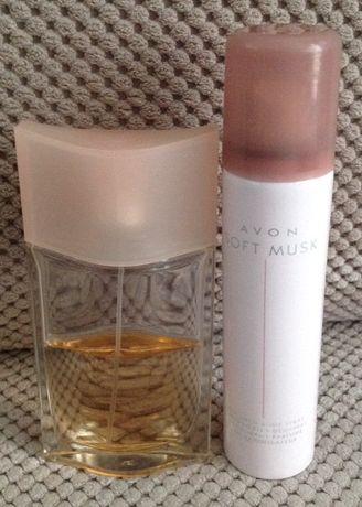 Soft Musk AVON unikat perfumy i dezodorant