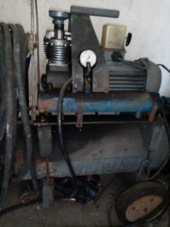 Kompresor, sprężarka 0,59MPa