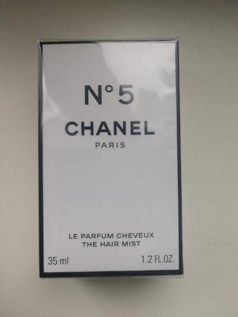 Парфюмированная вуаль дымка для волос CHANEL №5,помада Rouge Allure