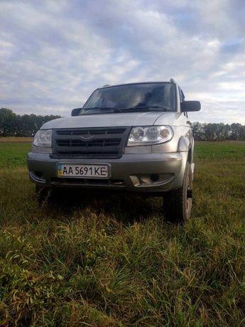УАЗ Патріот Limited 2008, obmin
