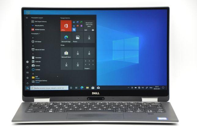 2в1 Dell XPS 9365 i7-7Y75 3.6GHz 16GB RAM 256GB SSD FHD Face ID