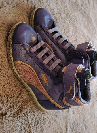 Buty dziewczęce Puma 29