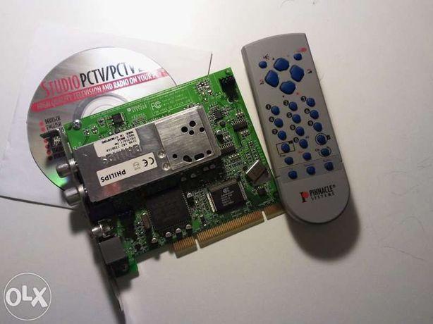 Placa de TV Pinnacle Pro para computador