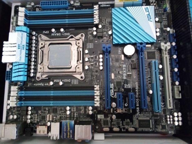 Bundle Asus P9X79+CPU Intel Core I7 4930k (3,40 GHZ)