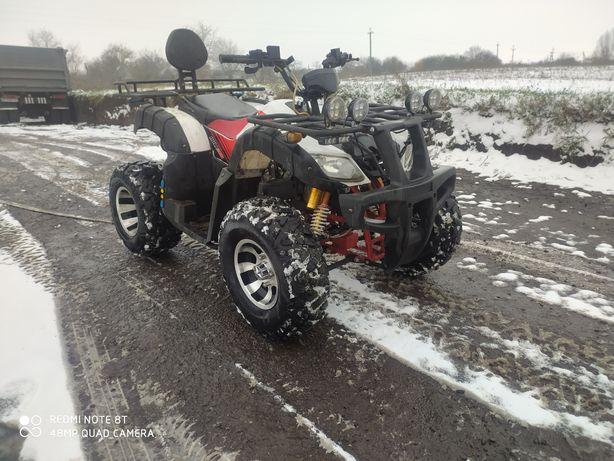 Квадроцикл Forte Bull 20p