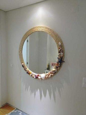 Espelho decoração Maritima