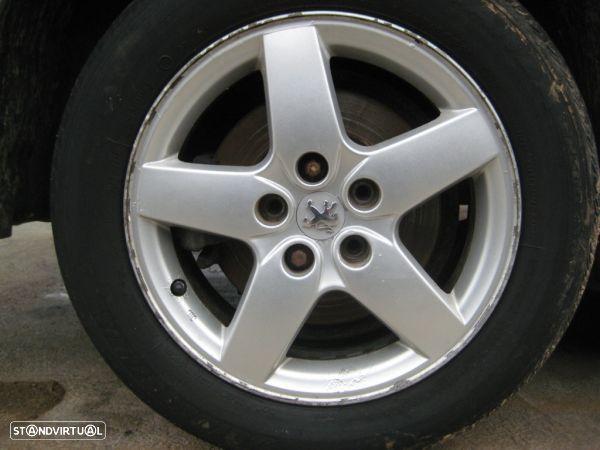 Conjunto 4 Jantes Especiais Peugeot 407 Sw (6E_)