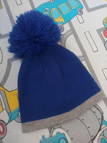 Демісезонна шапка на хлопчика George На вік 1.5-2.5 роки Стан нової
