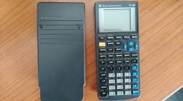 Calculadora Cientifica Texas Instruments TI-80 - Portes incluídos
