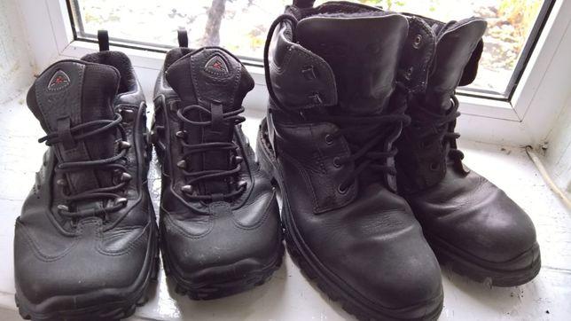 Зимние кроссовки и полусапожки Ессо 43р. Под замену подошвы !