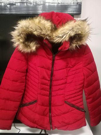 Promocja % Nowa kurtka damska jesień-zima lekka i ciepła