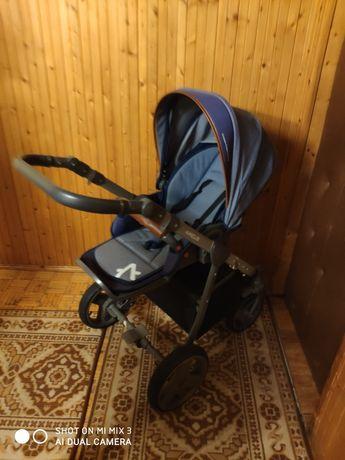 Wózek dziecięcy dwa w jednym