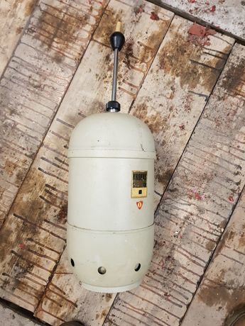 Lampa Krokus Prl powiększalnik fotograficzny korpus