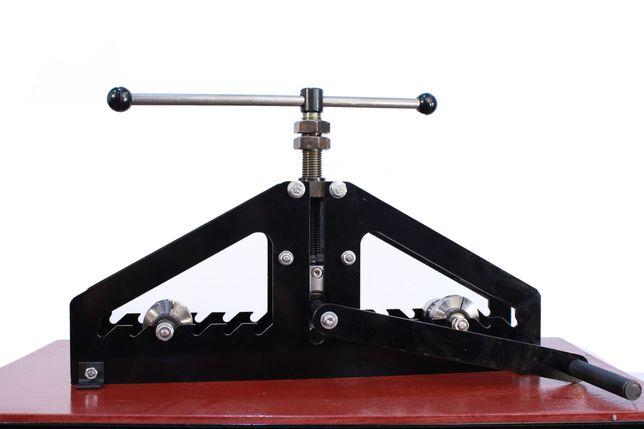 Трубогибочный станок ручной для круглой и профильной трубы ZUBR 2