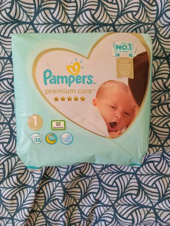 Pampersy Pampers Premium Care