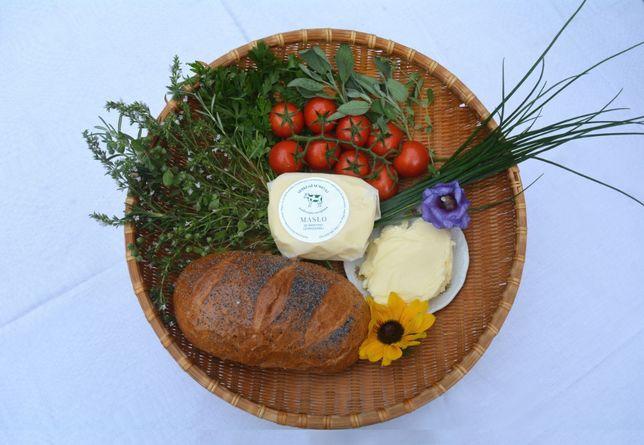 Masło 250 g, z dostawą do domu Poznań