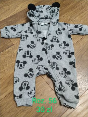 Kombinezon mickey h&m