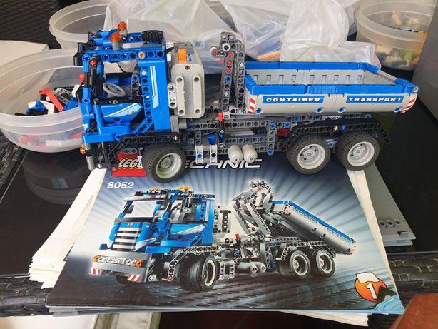 Lego 8052 com motor