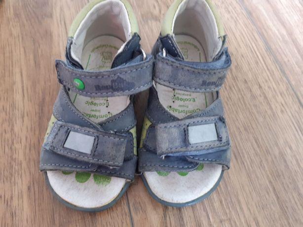 buciki chłopięce sandałki renbut