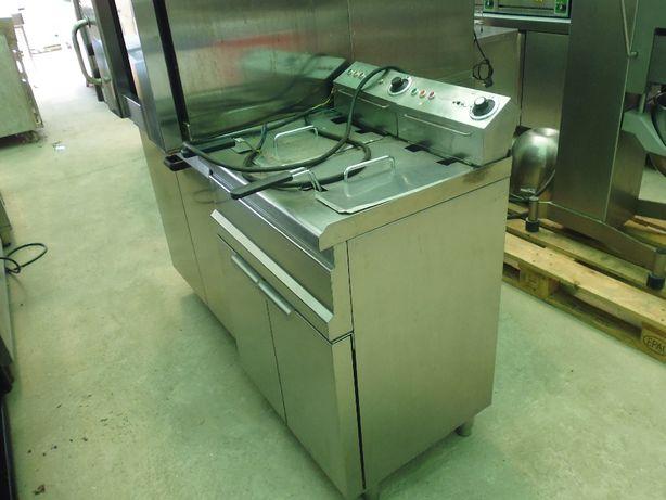 Fritadeira eletrica 15+15 litros