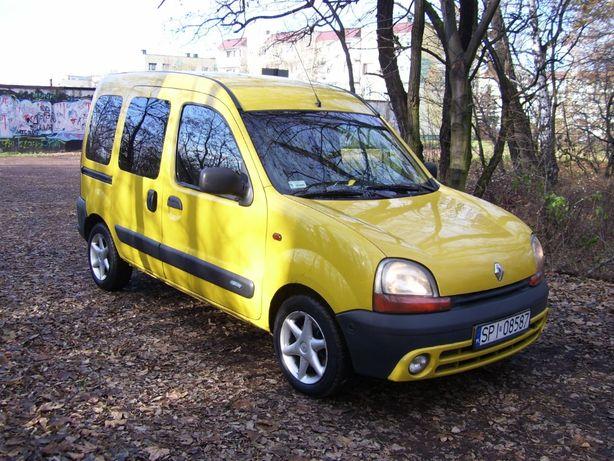 Renault Kango 1.4 i rok pr 2002
