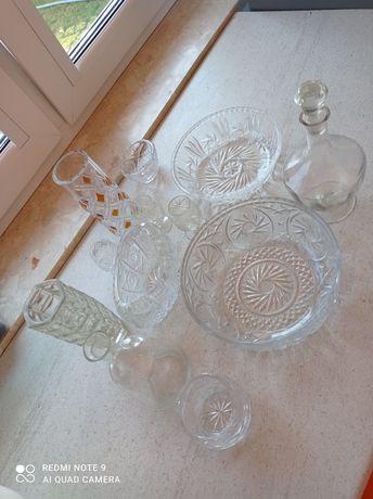Kryształy szkła ozdobne