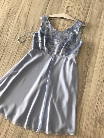 Sukienka koronka 42-44