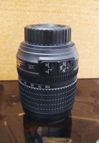 Объектив Nikon 18-105mm f/3.5-5.6G ED VR