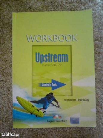 Upstream Elementary A2 WORKBOOK Okazja !