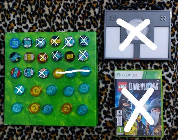 Lego dimensions -  discos / tag