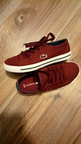 Buty chłopięce Lacoste, rozmiar EUR 30,5