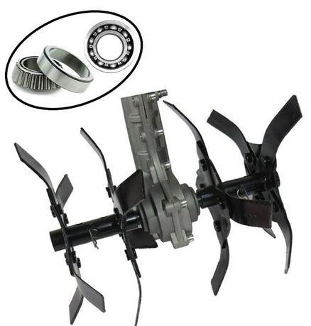 Насадка-культиватор, на подшипниках! Диаметр 26 и 28 мм, 9 шлицов