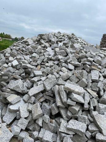 Łupek kamień granitowy, gabiony, ścieżki, ogrodzenia, murki