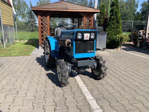 Sprzedam traktorek 12km odnowiony naped 4x4