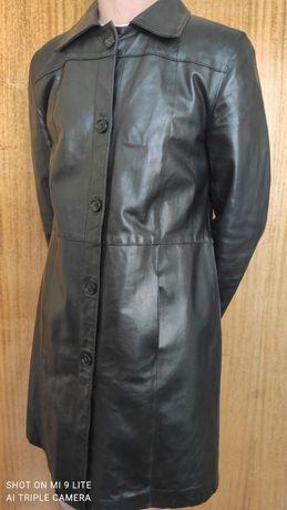 Женское пальто(плащ) Vera Pelle
