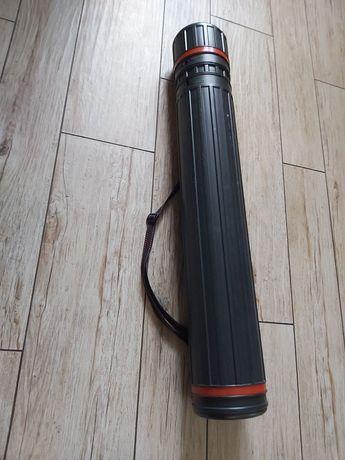 Tuba kreślarska na rysunki 78-130 cm