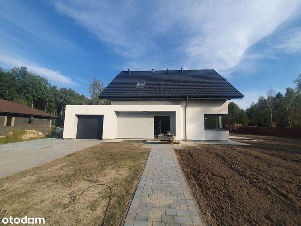 Nowoczesny Dom z ogrodem blisko Warszawy przy S8