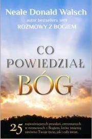 bb Co powiedział Bóg Autor: Neale Donald Walsch W