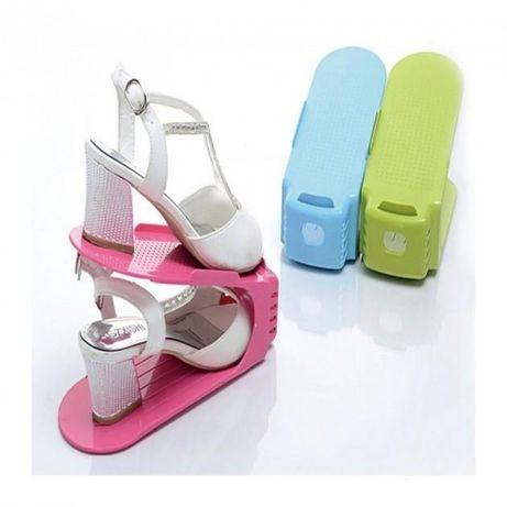 Новая Органайзер для обуви ShoeRacks (комплект 4 шт.)