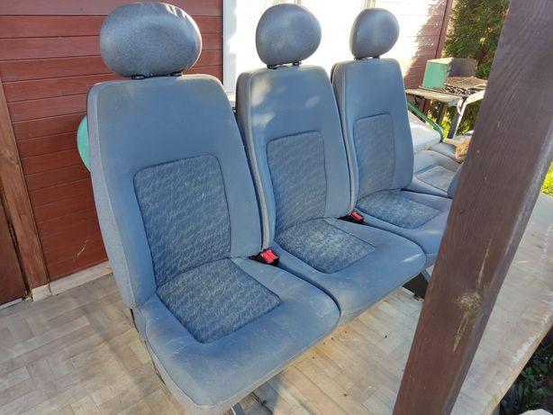 Fotele Opel Movano A