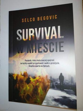 Książka Survival w mieście Selco Begovic