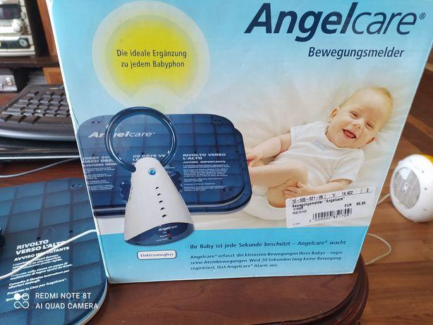 Monitor oddechu ruchu Angelcare AC300- Angel Care czujnik snu, bezdech