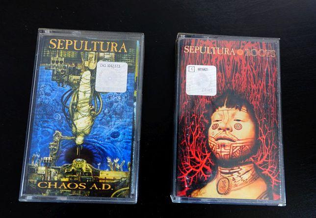 Sepultura - Chaos A.D - Kaseta
