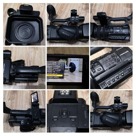 Kamera Sony HXR-NX100 idealna, komplet