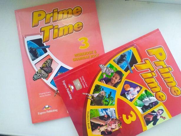"""Продам книги по английскому """"Prime Time 3 """""""