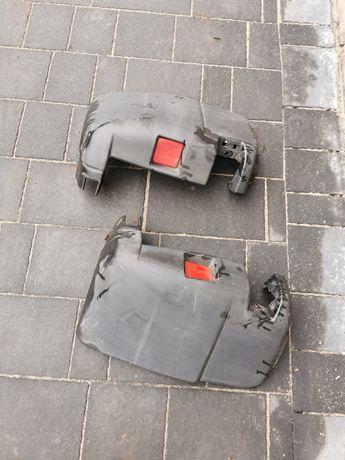 Narożnik zderzaka tył lewy prawy fiat Ducato boxer Jumper 02-06r lift