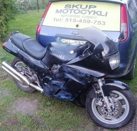 Kawasaki gpz 1000 gpz 1000 rx części silnik gaźnik sprzęgło moduł lagi