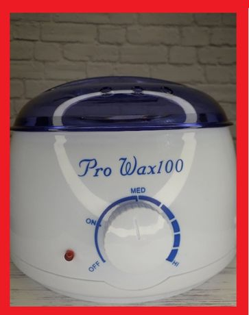 Нагреватель для горячего воска воскоплав Pro Wax 100 Самовывоз Одесса