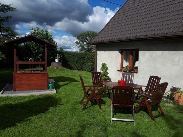 Dom w Jarnołtowie, noclegi na uboczu, góry, narty, lasy